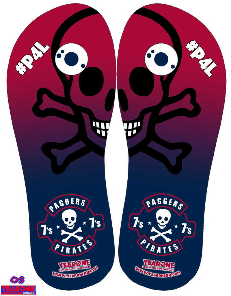 Paggers Pirates RFC Flip-Flop