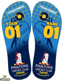 Paultons Cricket Club Flip-Flop