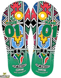SA Wild Dogs B7's Flip-Flop
