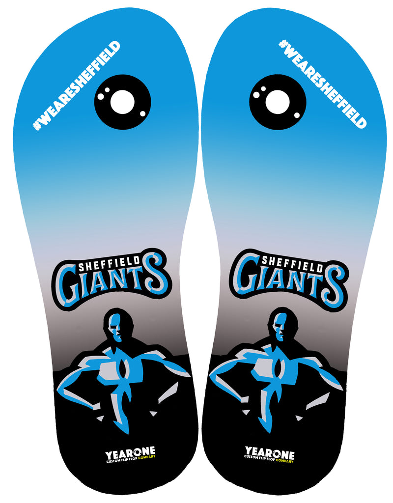 Sheffield Giants Flip-Flop