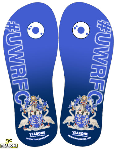 Rushwick Cricket Club Flip-Flop