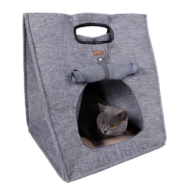 Multi-functional Pet Carrier | Igloo | Bed
