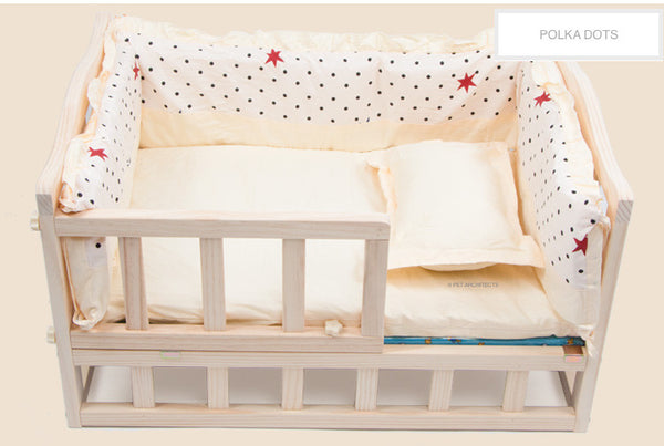 Bambi Polka Dots Bed