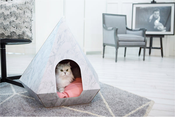 Luxe Marble Teepee