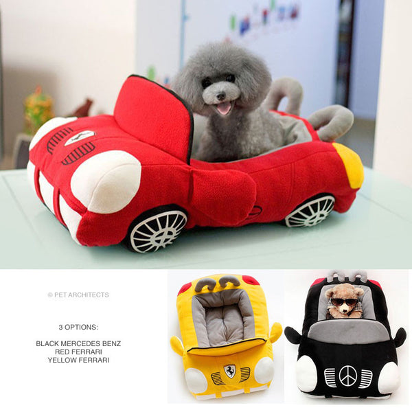 Convertible Toy Car Bed