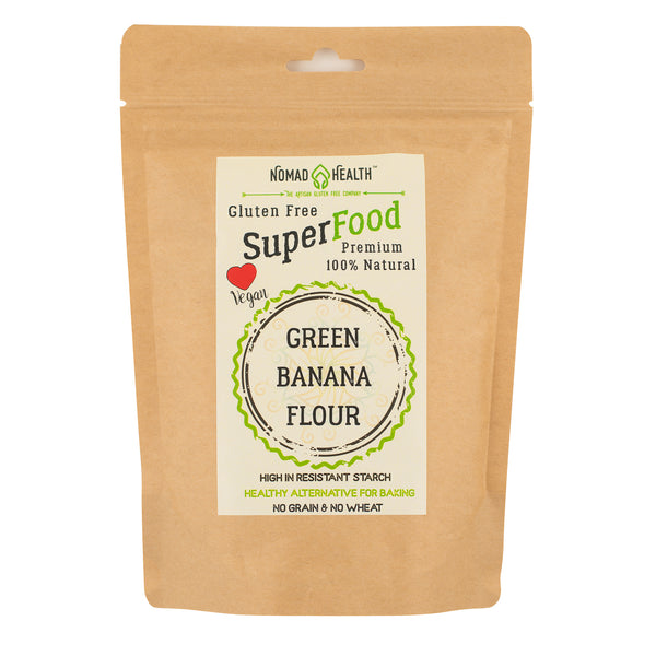 SuperFood Green Banana Flour