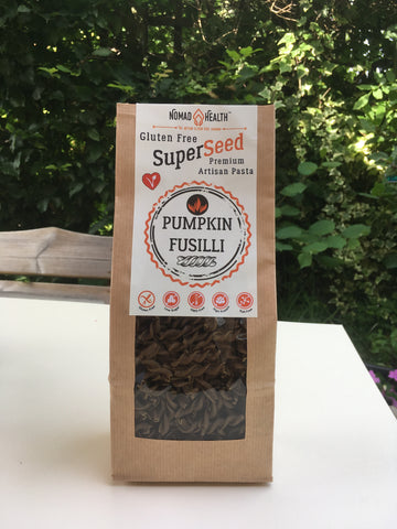 SuperSeed Pumpkin Fusilli
