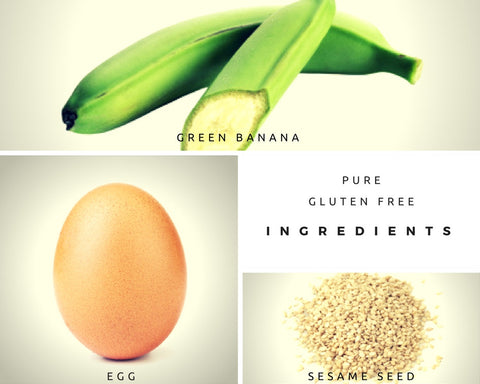SuperSeed Green Banana Penne