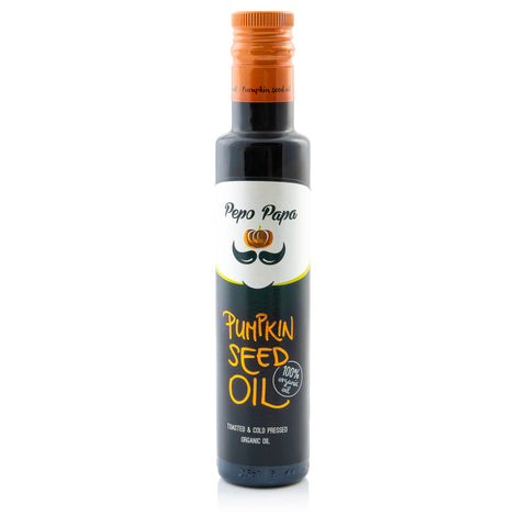 Organic Pepo Papa Pumpkin Seed Oil - 250ml