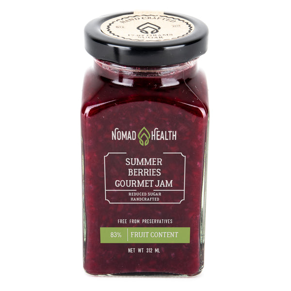 Summer Berry Gourmet Jam