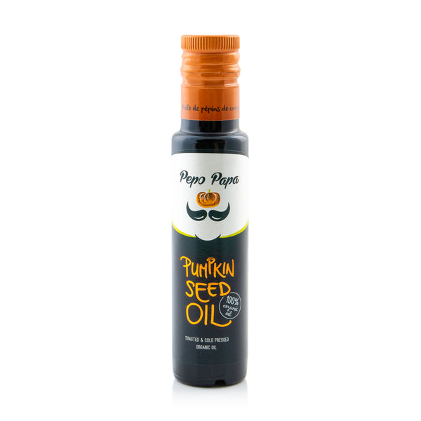 Organic Pepo Papa Pumpkin Seed Oil - 100ml