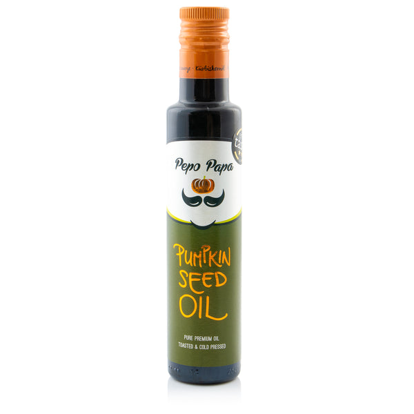 Pepo Papa Pumpkin Seed Oil - 250ml