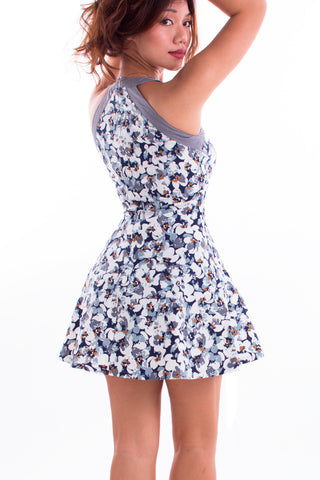 Brillouin Floral Dress