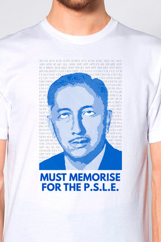 Must Memorise for the PSLE T-shirt