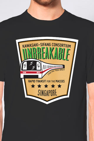 Unbreakable (Black) T-shirt