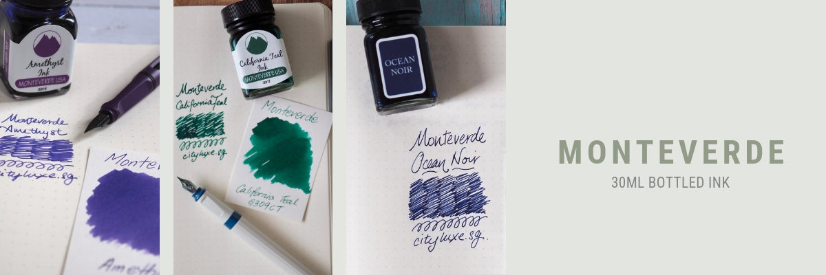 Monteverde 30ml bottled ink