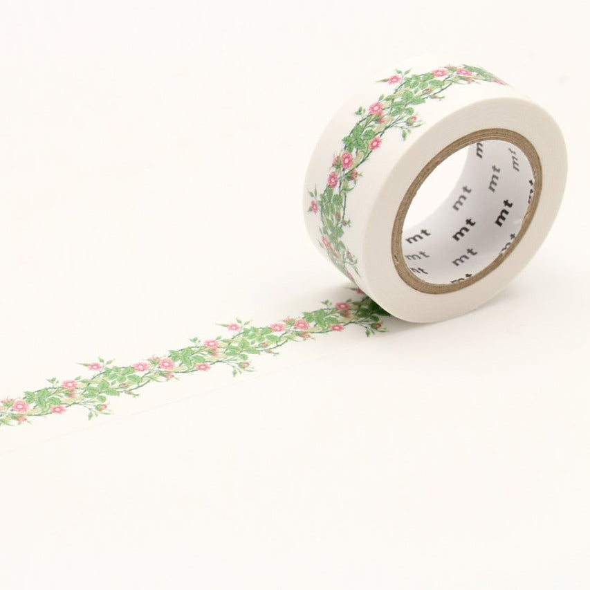 MT x William Morris Washi Tape Rambler