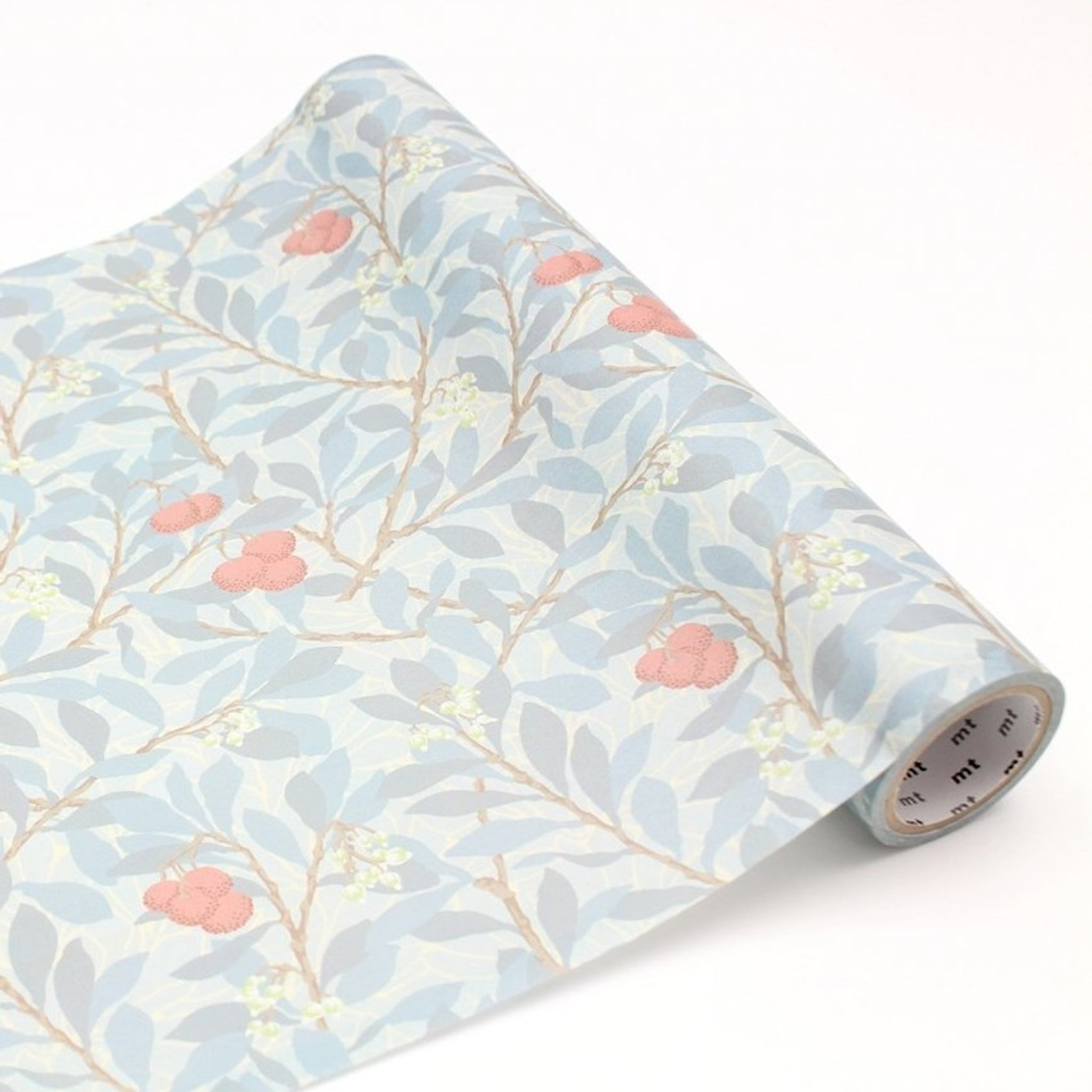 MT Wrap William Morris Arbutus