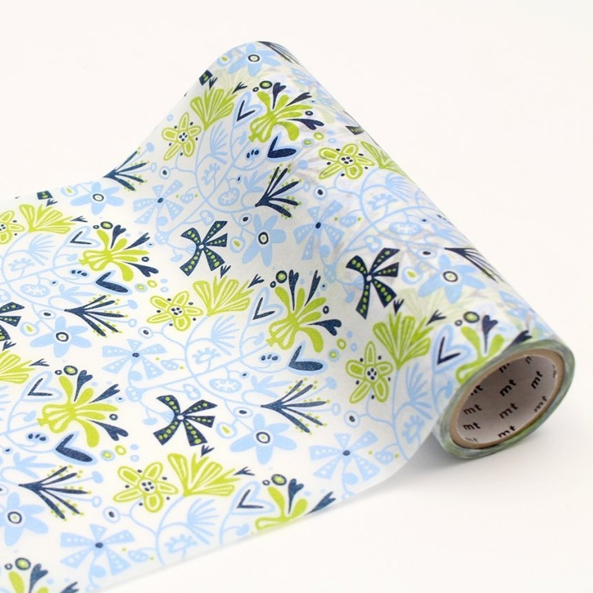 MT Wrap S Bengt & Lotta Alma Blue