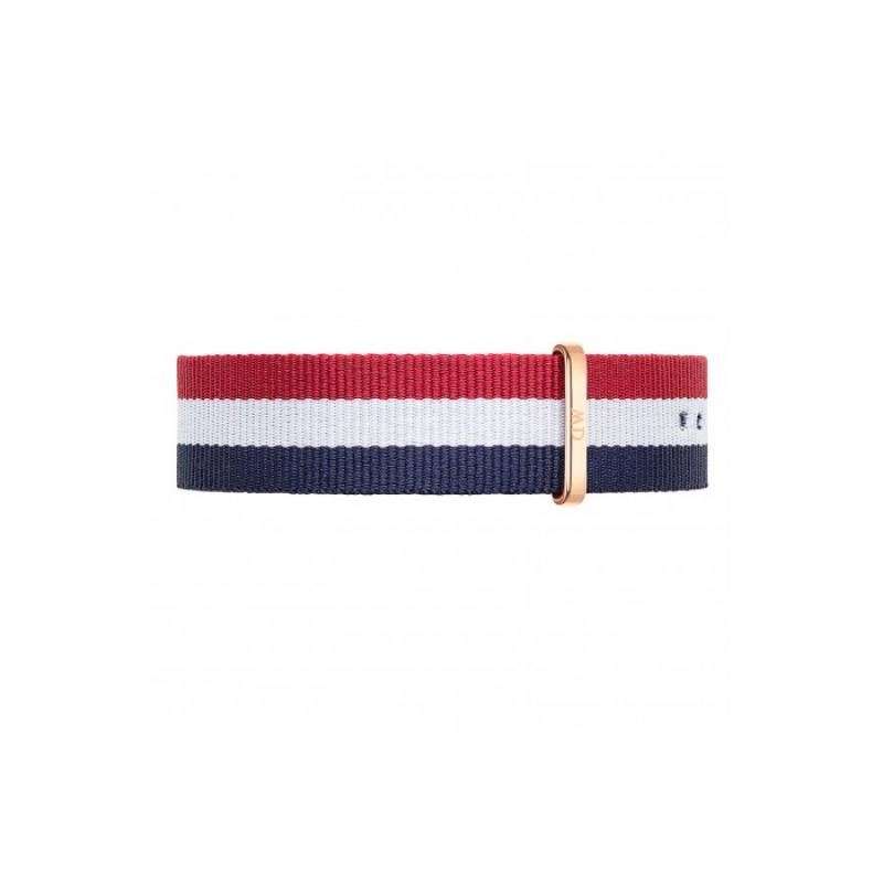 Daniel Wellington Wristband Classic Cambridge 40mm Rose Gold - MOMOQO
