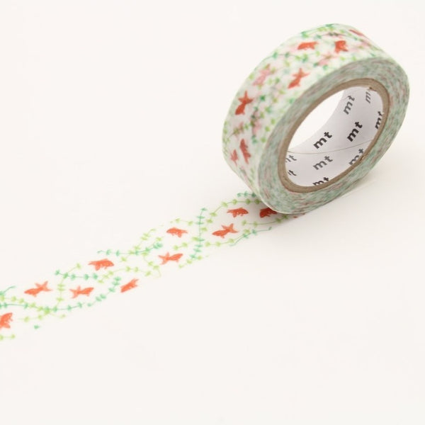 MT EX Washi Tape Goldfish