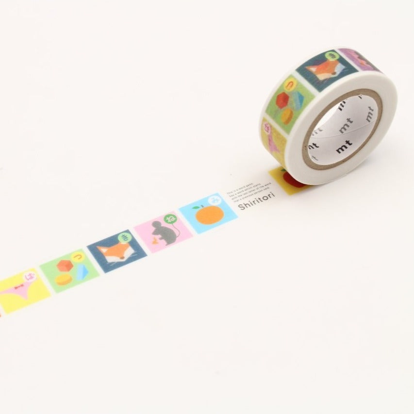 MT Shiritori washi tape (MT01KID029)