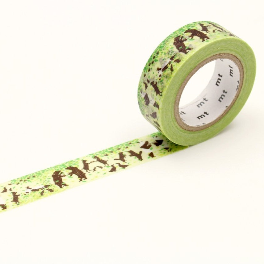 MT Picnic washi tape (MTEX1P148)