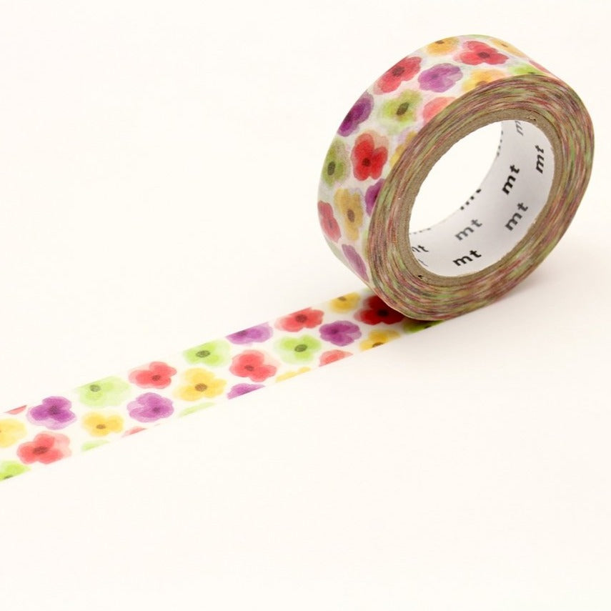 MT Pansy washi tape (MTEX1P149)
