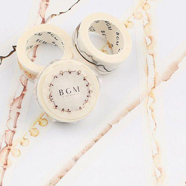BGM Winding Trail Washi Tape