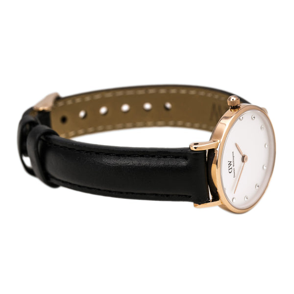 Daniel Wellington Classy Sheffield Rose Gold Watch - MOMOQO