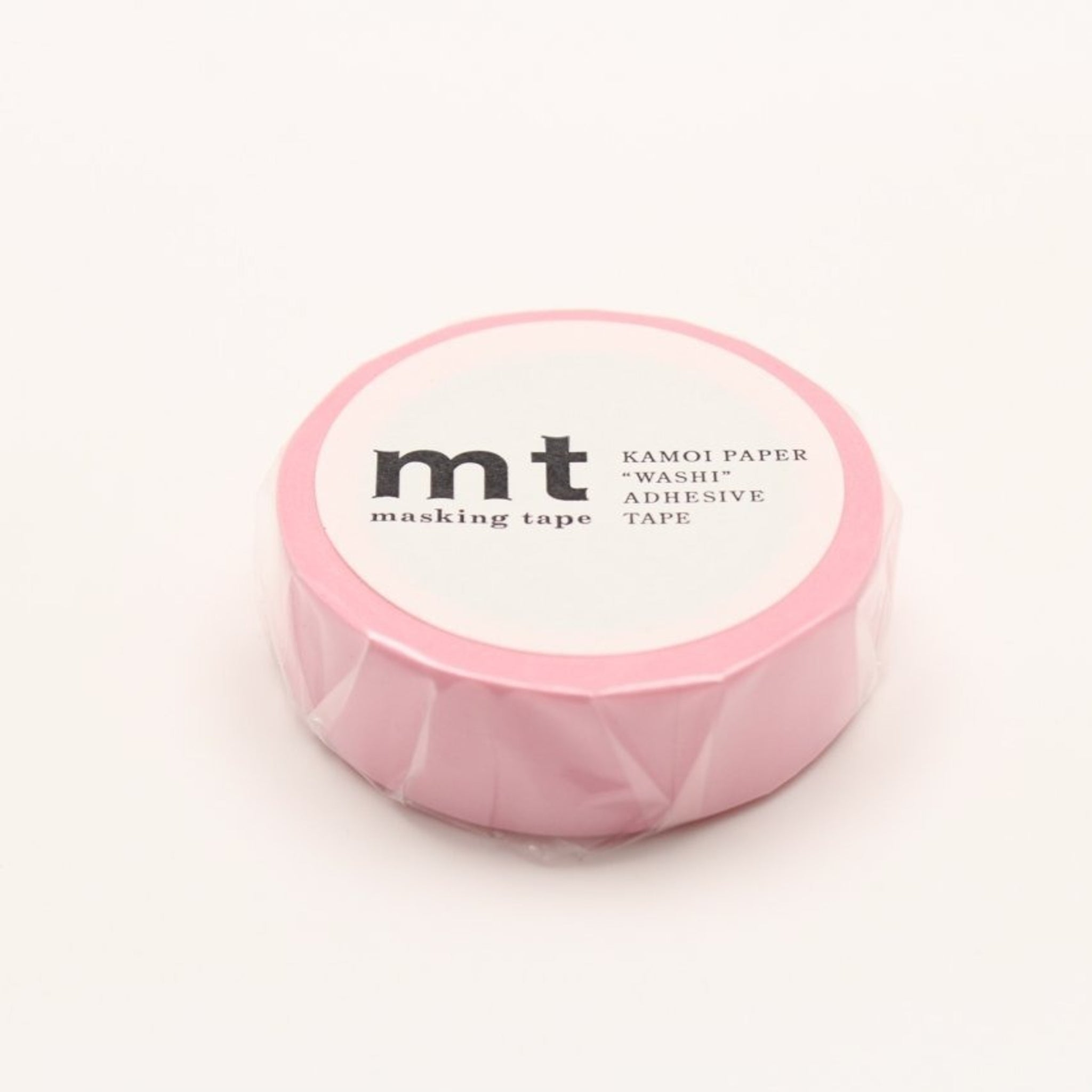 mt Rose Pink washi tape