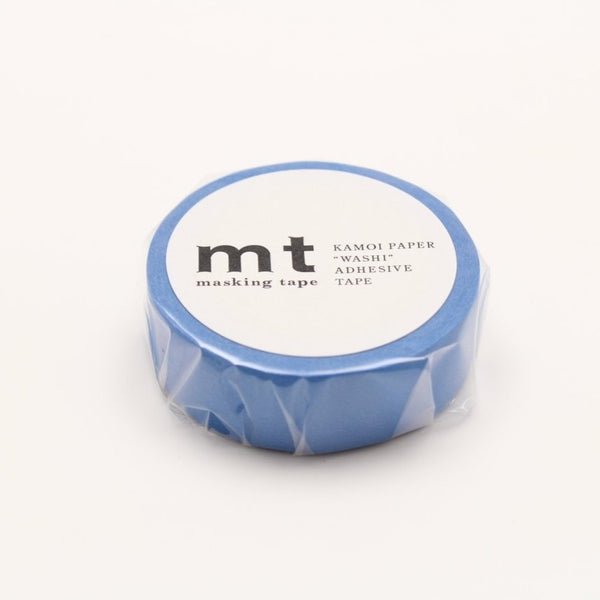 MT Basic Washi Tape Blue