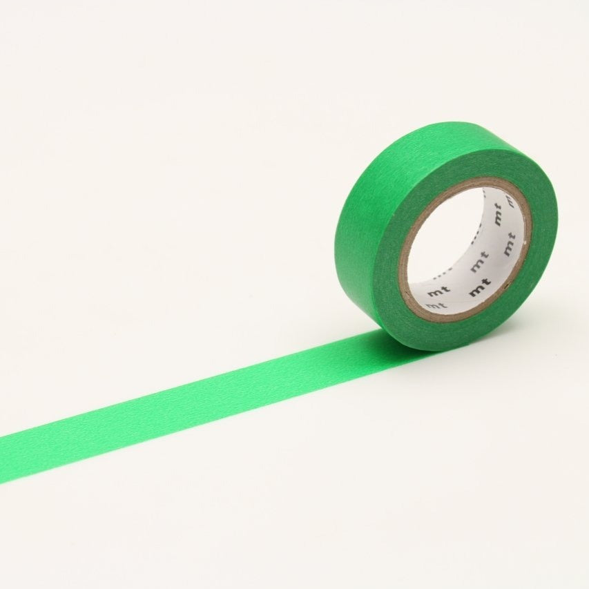 MT Green washi tape (MT01P182)