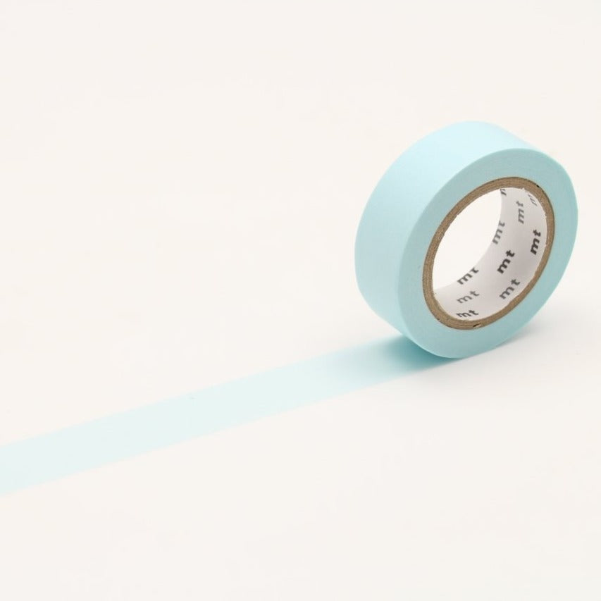 MT Pastel Powder Blue washi tape (MT01P307)