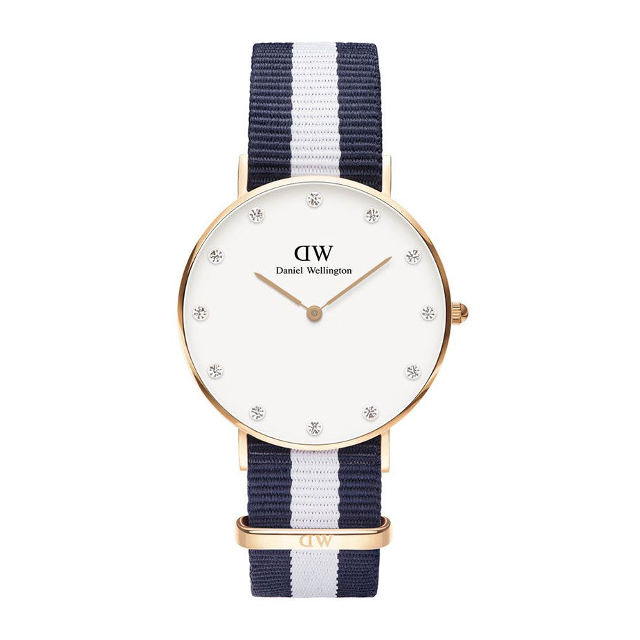 a62c3dfd9ed9b Daniel Wellington Classy Glasgow Rose Gold 34mm Watch – Cityluxe