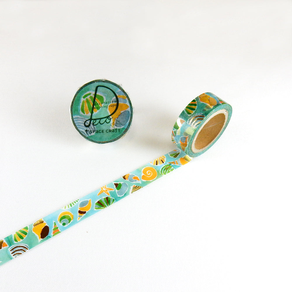 Round Top x Space Craft Washi Tape Shells (SC-MK-040
