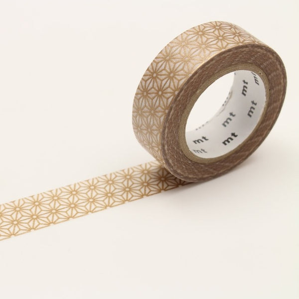 MT Deco Washi Tape Asanoha Sinchu