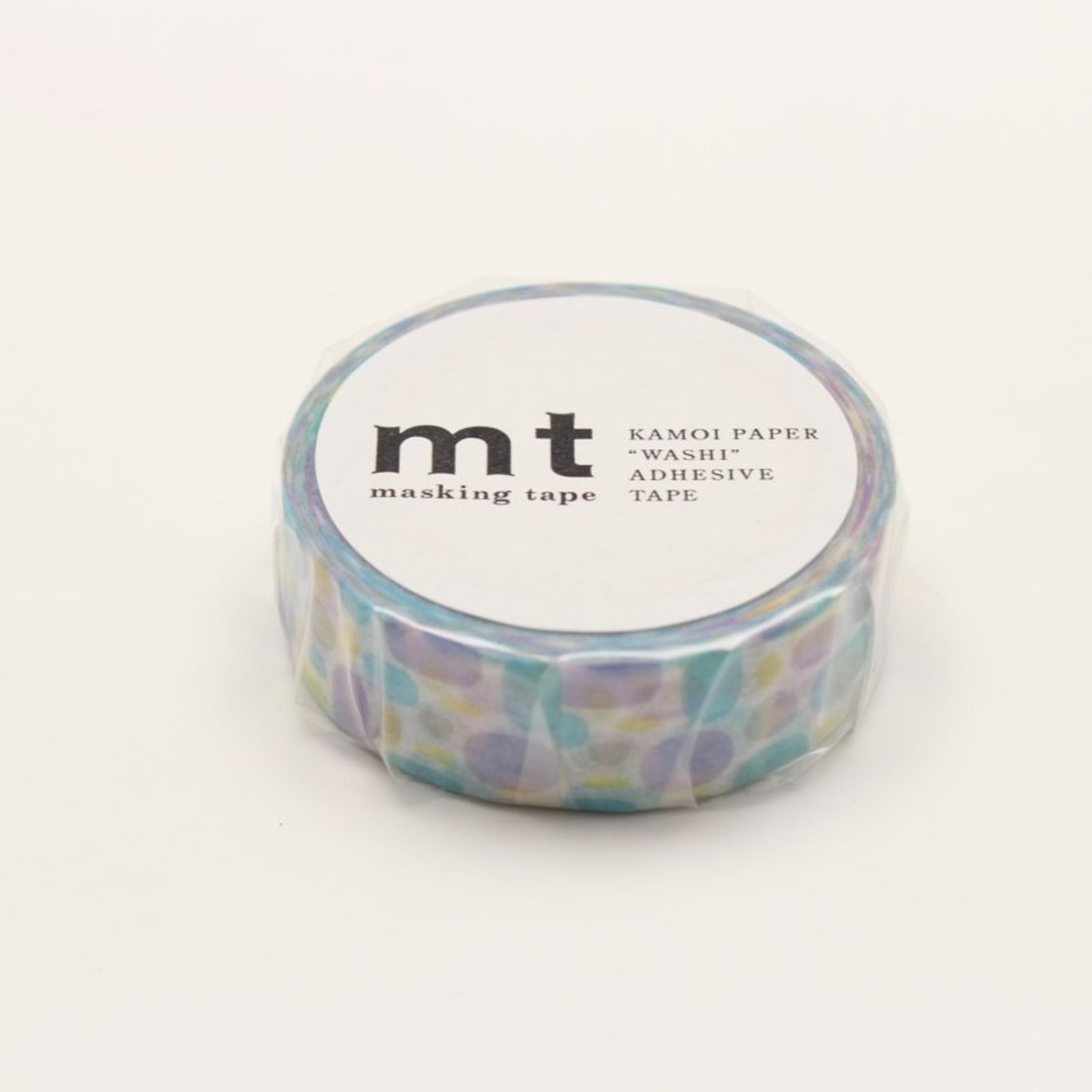 MT Deco Washi Tape Pool Blue