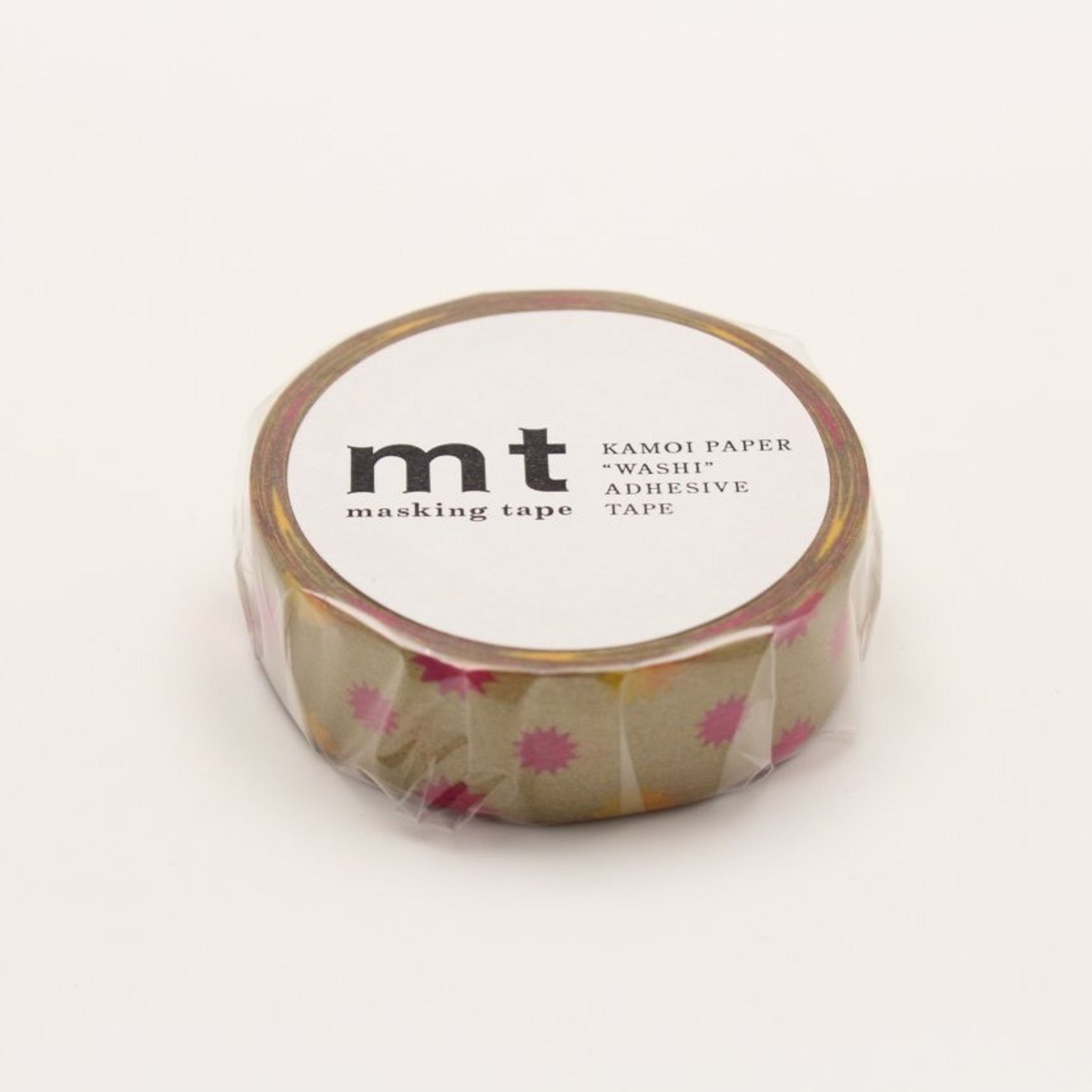 MT Deco Washi Tape Kirakira Gold
