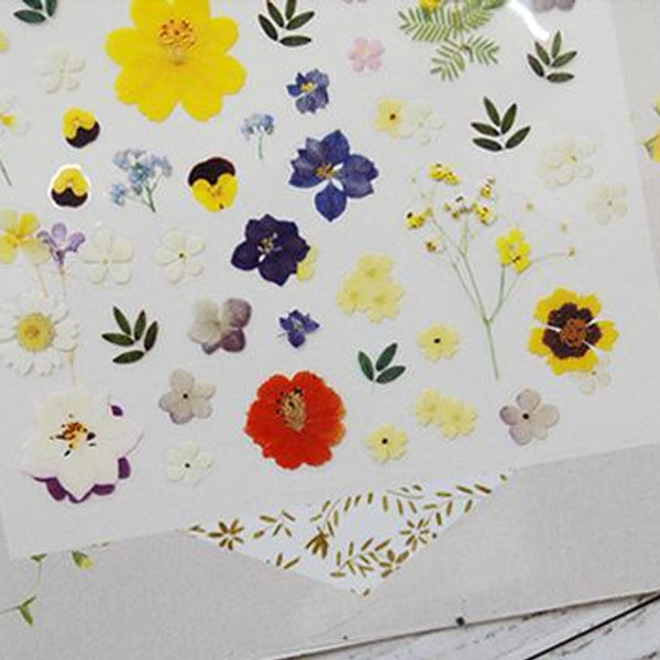Suatelier Deco Flower sticker (1050)