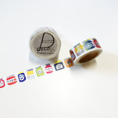 Round Top x Space Craft Washi Tape Jam