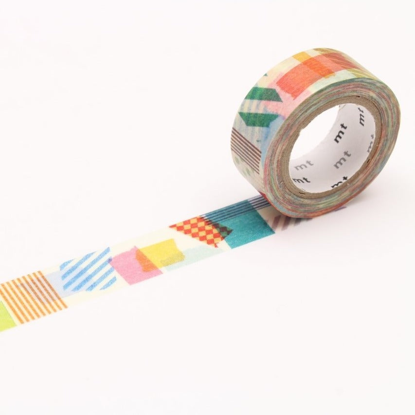 MT Peta Peta washi tape (MT01KID020)