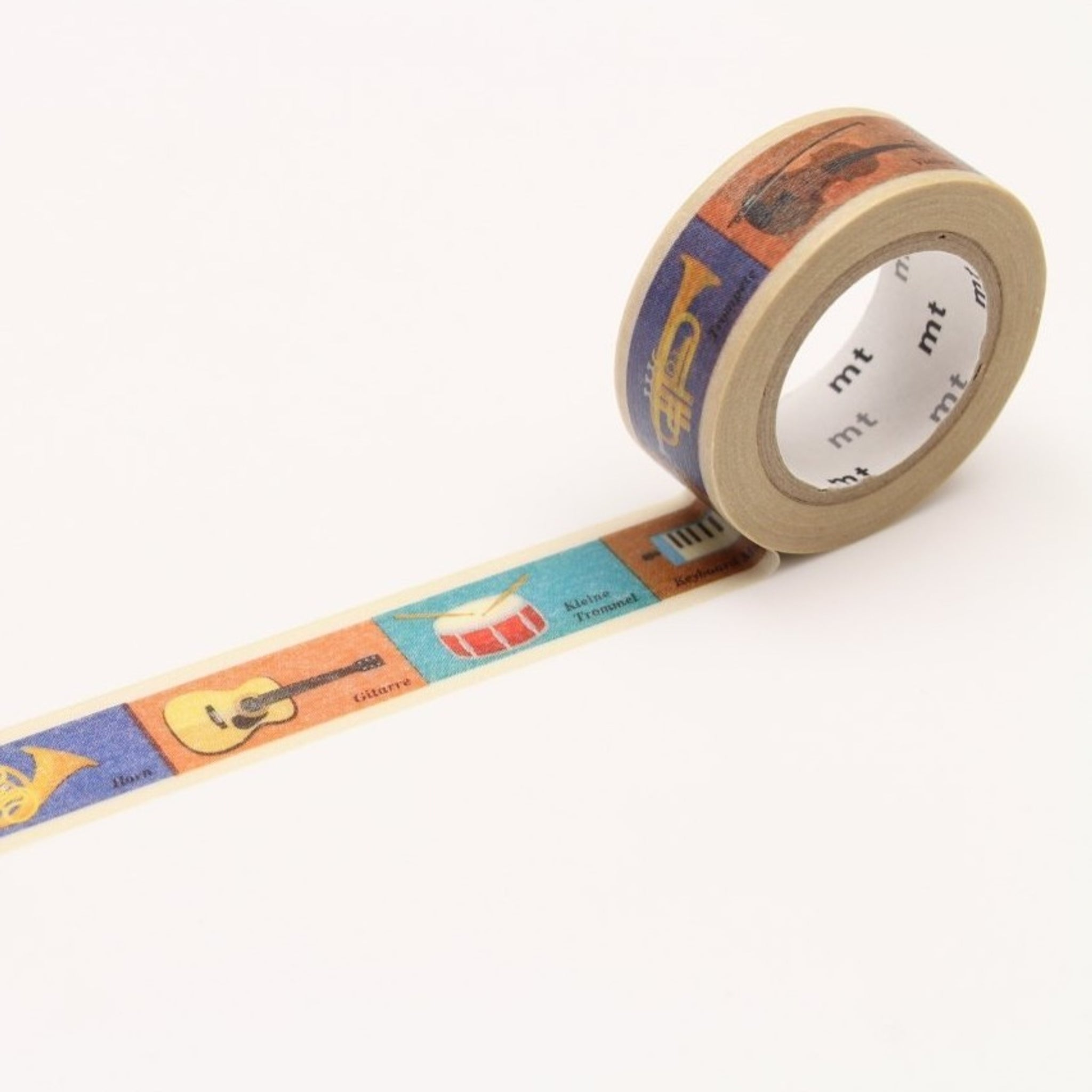 MT For Kids Washi Tape Instrument