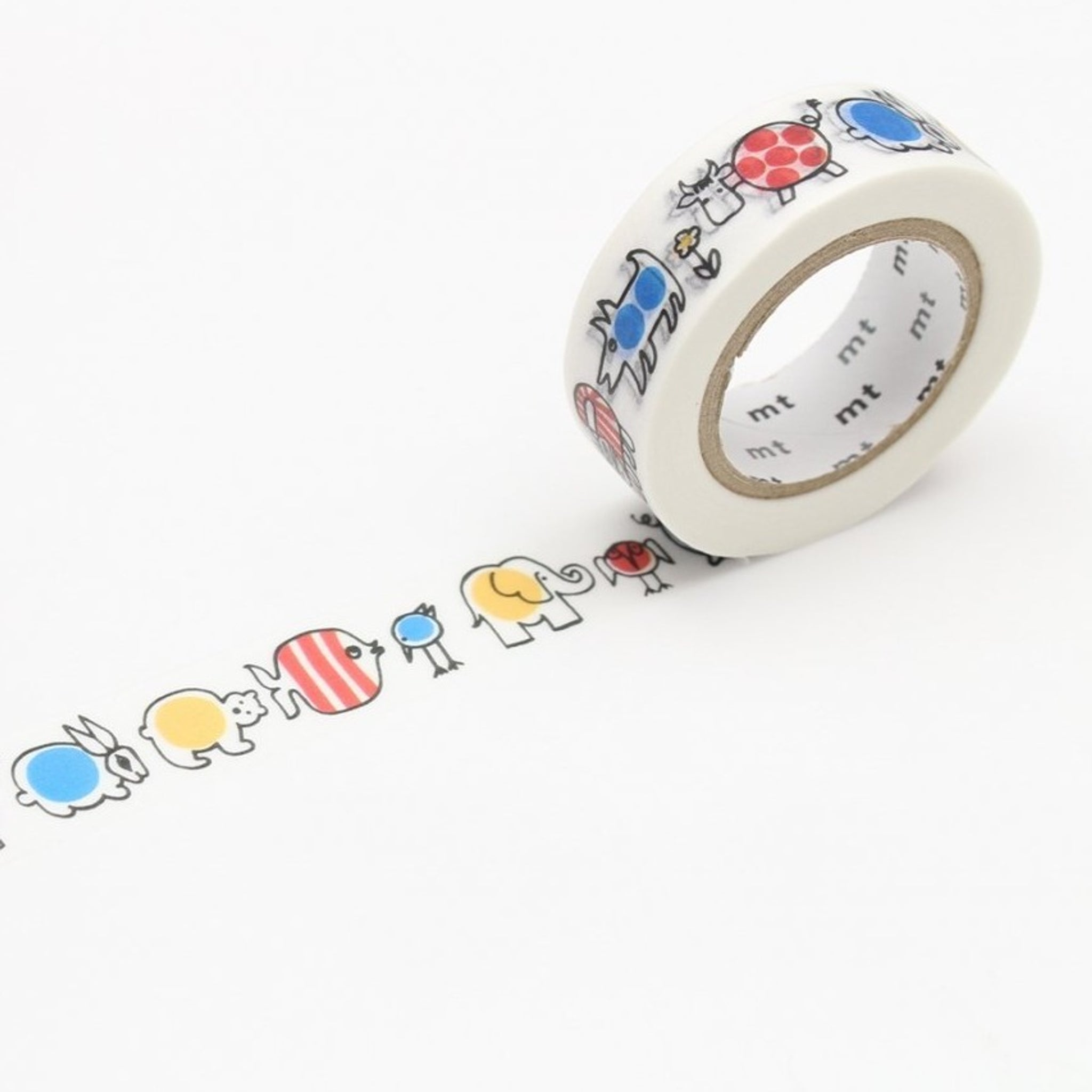 mt × Lisa Larson - Baby Mikey washi tape