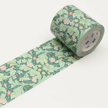 Load image into Gallery viewer, mt × William Morris Leicester washi tape (MTWILL09)