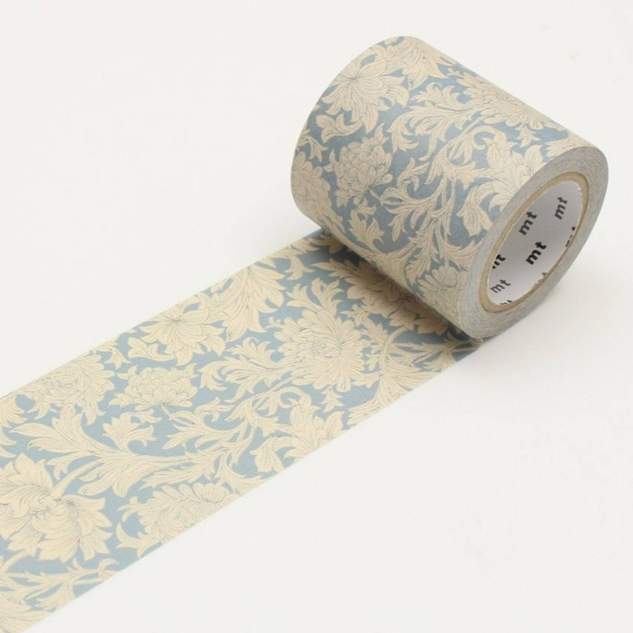 MT x William Morris Washi Tape Chrysanthemum Toile