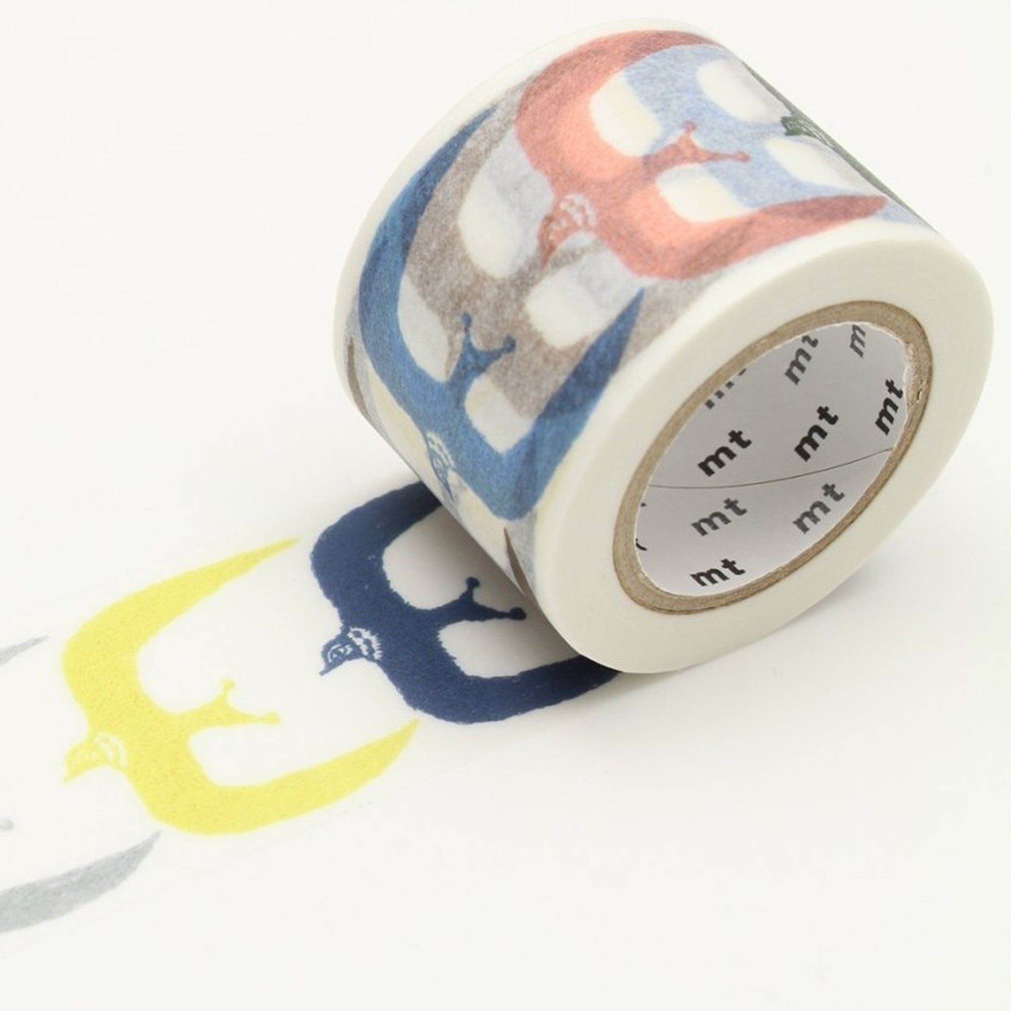 MT x Mina Perhonen Washi Tape Go!