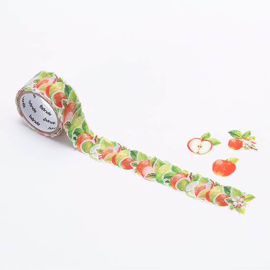 Bande Apple Washi Roll Sticker - Cityluxe