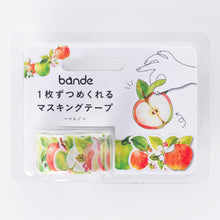 Load image into Gallery viewer, Bande Apple Washi Roll Sticker - Cityluxe