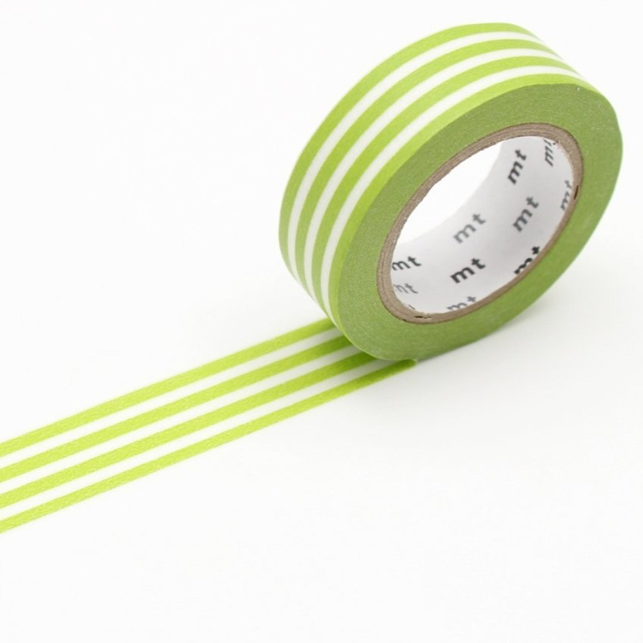 MT Deco Washi Tape Border Kiwi